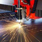 Лазерная резка. История и производство.